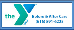 YMCA  childcare logo