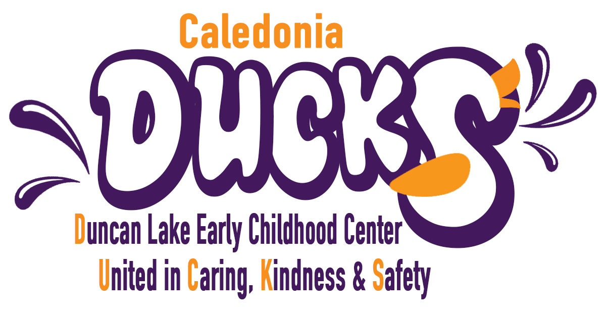 Duncan Lake Early Childhood Center Ducks logo