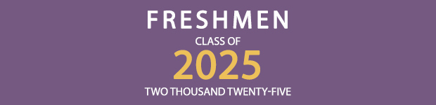 Link to Freshmen Class Page